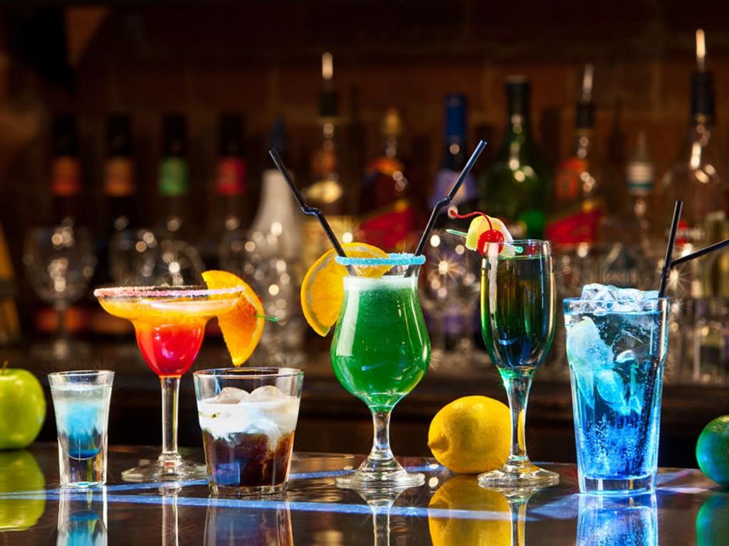 Los mejores cócteles para bares de copas