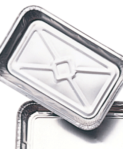 Envase Aluminio Rectangular 770ml