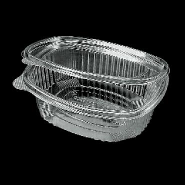 Envases Plástico PET con Tapa 1